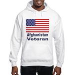Afghanistan Veteran (Front) Hooded Sweatshirt