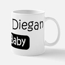 San Diegan baby Mug
