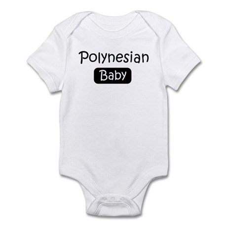 Polynesian baby Infant Bodysuit