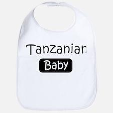 Tanzanian baby Bib