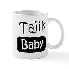 Tajik baby Mug