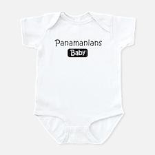 Panamanians baby Infant Bodysuit