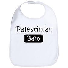 Palestinian baby Bib