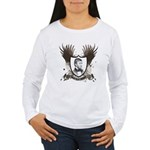 Ralph Waldo Emerson Women's Long Sleeve T-Shirt