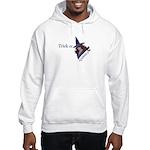 Trick or Tease Hooded Sweatshirt