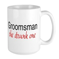 Groomsman (The Drunk One) Mug