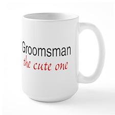Groomsman (The Cute One) Mug