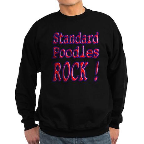Standard Poodles Sweatshirt (dark)