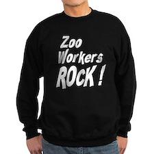Zoo Workers Rock ! Sweatshirt