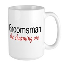 Groomsman (The Charming One) Mug