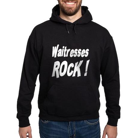 Waitresses Rock ! Hoodie (dark)
