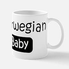 Norwegian baby Mug