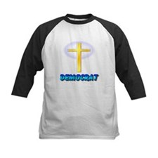 Christian Democrat with Cross Tee