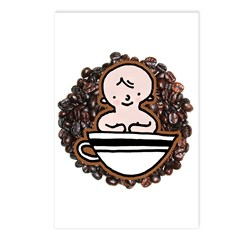 Coffee Baby Postcards (Package of 8)
