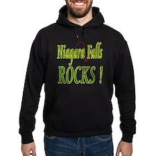 Niagara Falls Rocks ! Hoodie