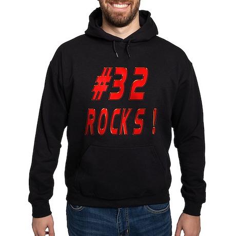 32 Rocks ! Hoodie (dark)