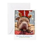 Peace for Pit Bulls Card (10 Pk)