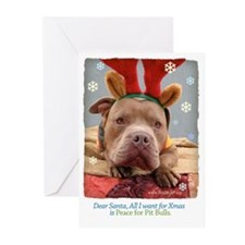 Peace for Pit Bulls Card (10 Pk)