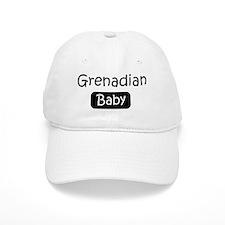 Grenadian baby Baseball Cap