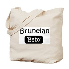 Bruneian baby Tote Bag