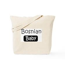 Bosnian baby Tote Bag