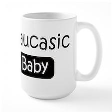 Caucasic baby Mug