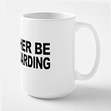 I'd Rather Be Skateboarding Mug