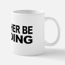 I'd Rather Be Reading Mug