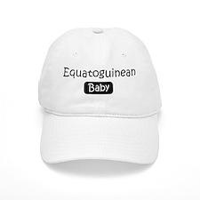 Equatoguinean baby Baseball Cap