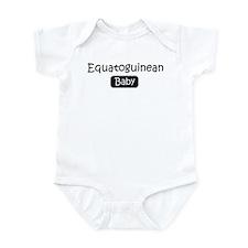 Equatoguinean baby Infant Bodysuit