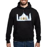 Taj Mahal Hoodie (dark)