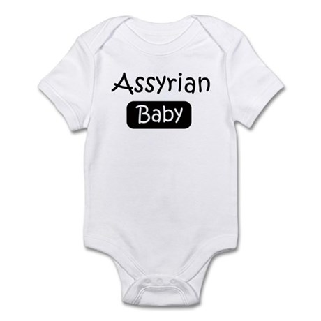 Assyrian baby Infant Bodysuit