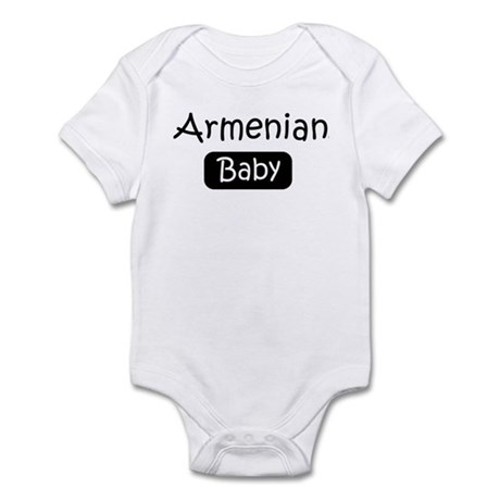 Armenian baby Infant Bodysuit