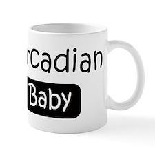 Arcadian baby Mug