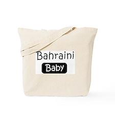 Bahraini baby Tote Bag