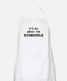 about the Schnoodle BBQ Apron