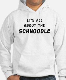 about the Schnoodle Hoodie