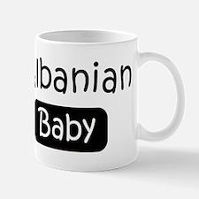 Albanian baby Mug