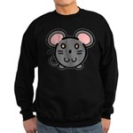 Gray Mousie Sweatshirt (dark)