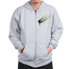 Cicada Zip Hoodie