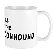 about the Redbone Coonhound Mug