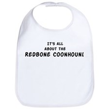 about the Redbone Coonhound Bib