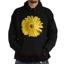 Pop Art Yellow Daisy Hoodie