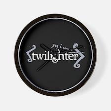 Twilighter Wall Clock
