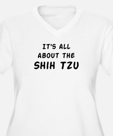 about the Shih Tzu T-Shirt
