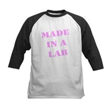 Made in a Lab IVF kid Tee (Pink)