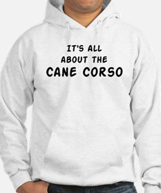 about the Cane Corso Hoodie