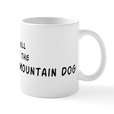 about the Entlebucher Mountai Small Mug