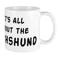 about the Dachshund Mug