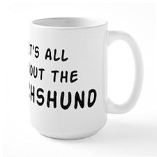 about the Dachshund Mug